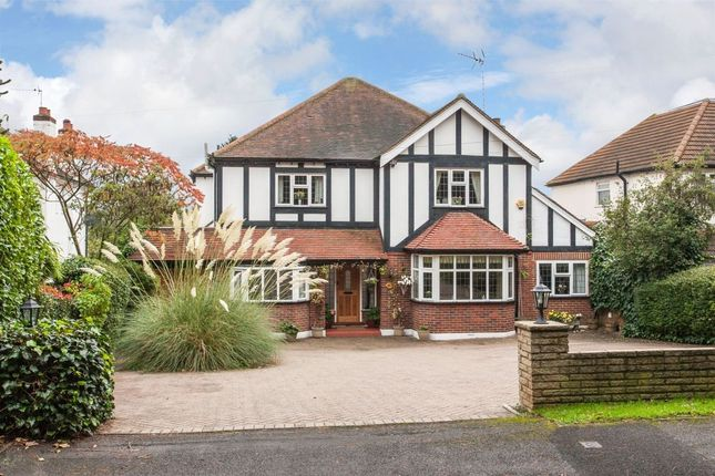 Thumbnail Detached house for sale in Pine Walk, Carshalton Beeches
