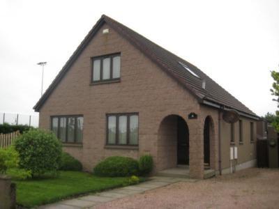 Thumbnail Detached house to rent in Bruntland Court, Portlethen