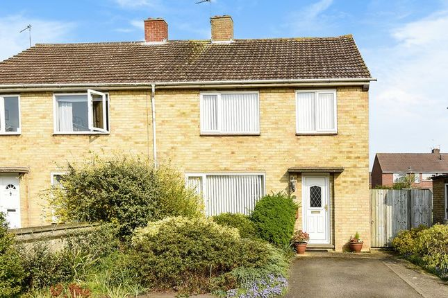 Thumbnail Semi-detached house for sale in Tyrrells Way, Sutton Courtenay, Abingdon