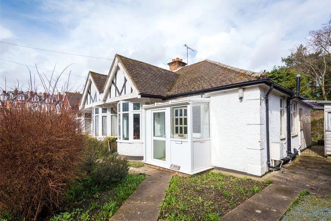 Thumbnail Semi-detached bungalow for sale in Deepdene Gardens, Dorking, Surrey