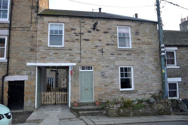 Thumbnail Terraced house for sale in Hare & Hound House, Allendale, Northumberland.