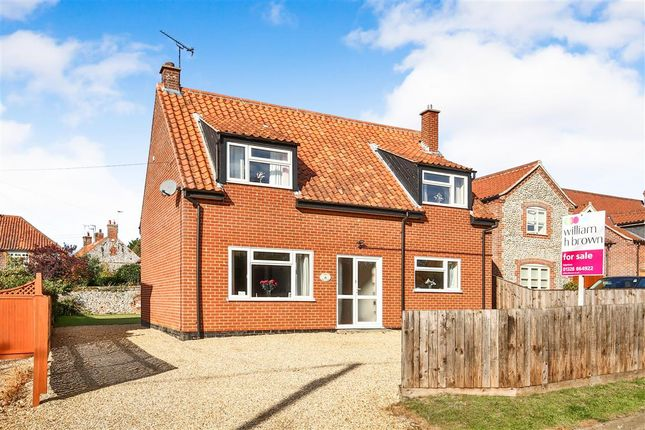 Thumbnail Detached house for sale in Bradmere Lane, Docking, King's Lynn