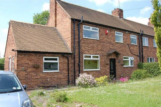 Thumbnail Semi-detached house for sale in Furnace Lane, Madeley, Crewe