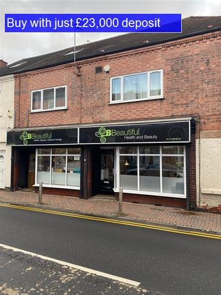 Thumbnail Retail premises for sale in NG4, Netherfield, Nottinghamshire