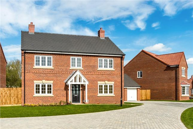 """Thumbnail Detached house for sale in """"Thornbridge"""" at Starflower Way, Mickleover, Derby"""