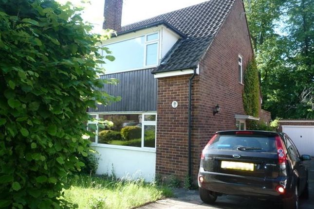 Thumbnail Semi-detached house to rent in Lake View Road, Sevenoaks