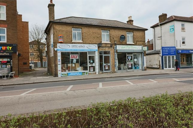 Thumbnail Commercial property for sale in High Street, Cheshunt, Waltham Cross, Hertfordshire