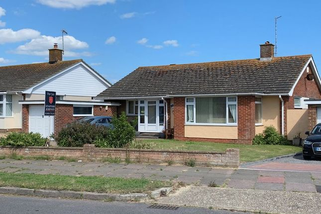 Thumbnail 3 bed detached bungalow for sale in Alinora Crescent, Goring-By-Sea, Worthing