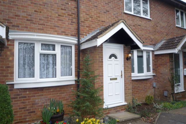 Thumbnail Terraced house to rent in Wheatsheaf Drive, Ware