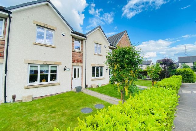 3 bed terraced house for sale in James Weir Grove, Uddingston, Glasgow G71