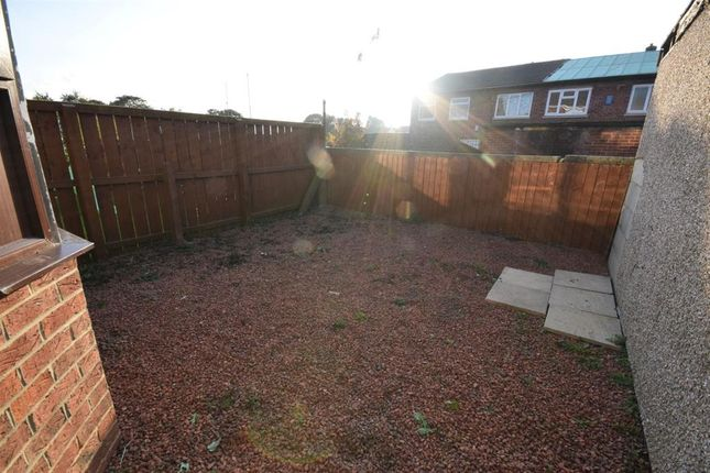 Rear Garden of Mansell Crescent, Peterlee, County Durham SR8