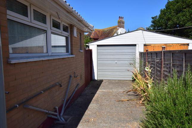 Garage of Innings Drive, Pevensey Bay BN24