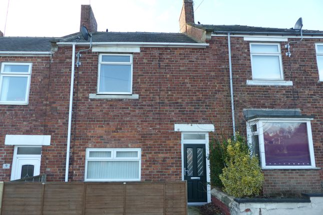 Thumbnail Terraced house to rent in Prospect Terrace, Chester Le Street