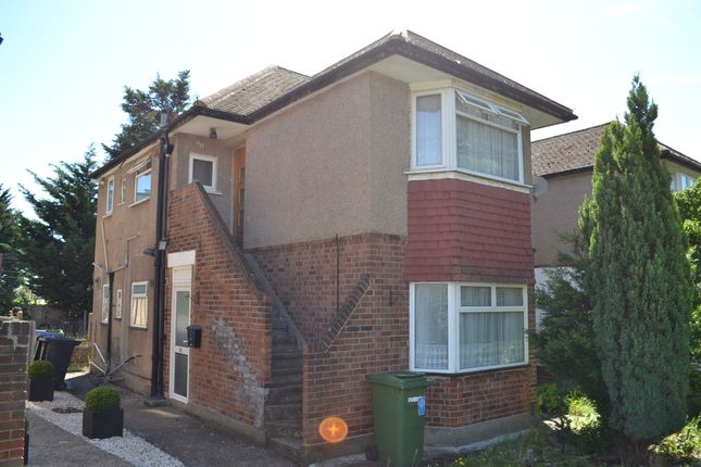 Thumbnail Maisonette to rent in Byron Road, North Wembley