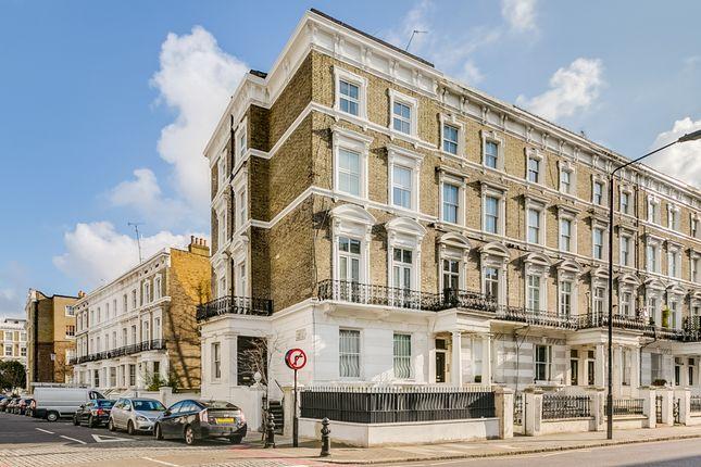 Thumbnail End terrace house for sale in Fawcett Street, London