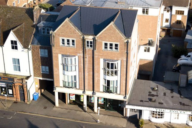 3 bed flat for sale in Cromwell Mews, High Street, Marlborough, Wiltshire SN8