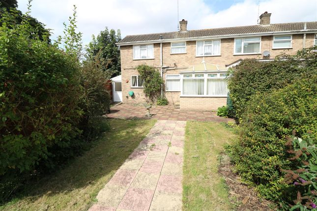Thumbnail Semi-detached house for sale in Barker Close, Rushden