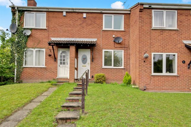 Thumbnail Town house to rent in Bestwood Lodge Drive, Arnold, Nottingham