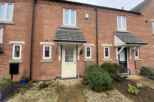 2 bed terraced house to rent in Dairy Way, Kibworth Harcourt, Leicester LE8