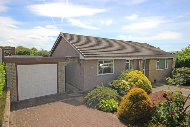 Thumbnail Detached bungalow for sale in 8 Sand Croft, Penrith, Cumbria
