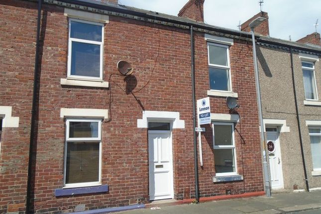 Thumbnail Terraced house to rent in Goschen Street, Blyth