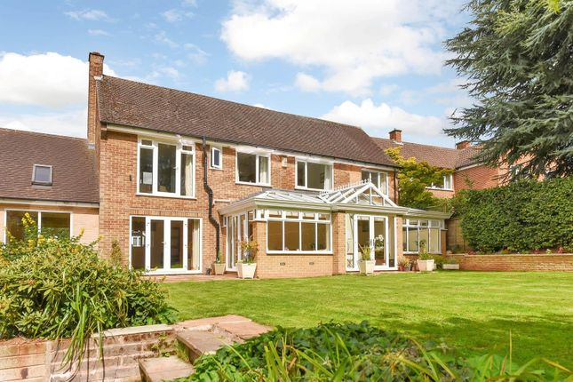 Thumbnail Detached house for sale in Ashby De La Zouch, Leicestershire