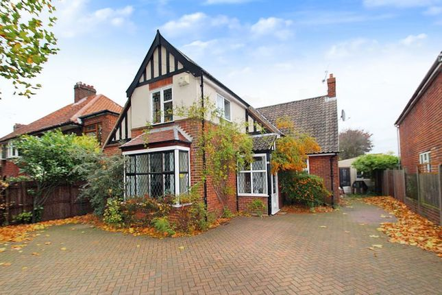 Thumbnail Detached house for sale in Colman Road, Norwich