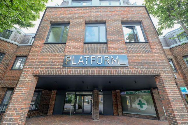 Thumbnail Flat to rent in Flat 016, Platform_ St. Peters Street, Bedford