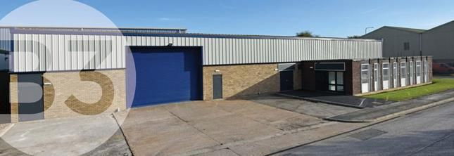 Thumbnail Light industrial to let in Unit Larsen Trade Park, Larsen Road, Goole