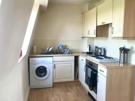 Kitchen of Craven Street, Southampton SO14