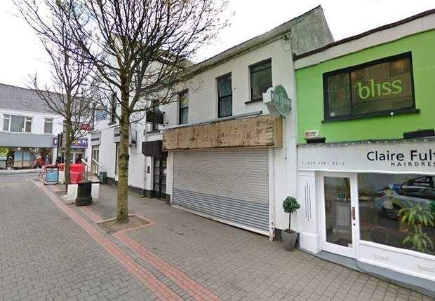 Thumbnail Retail premises to let in Greenvale Street, Ballymena, County Antrim