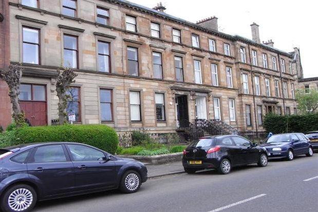 Thumbnail Flat to rent in Garrioch Road, Glasgow