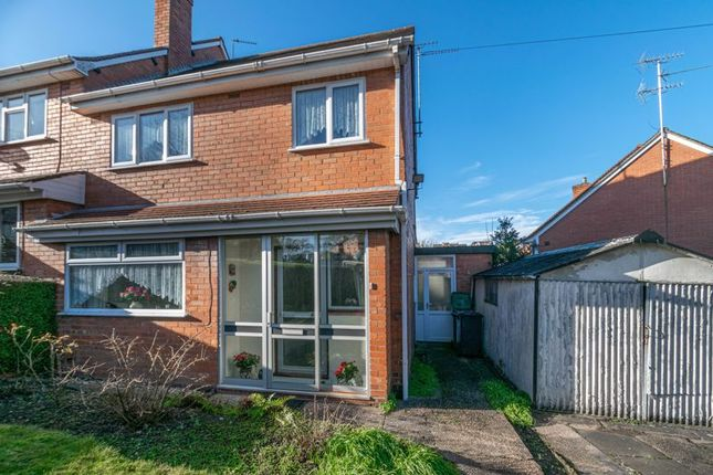 3 bed semi-detached house for sale in The Mayfields, Southcrest, Redditch B98