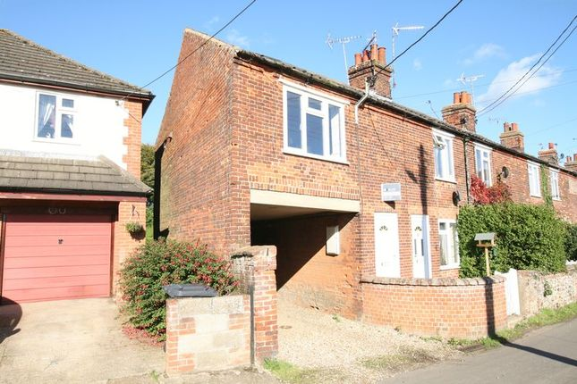 Thumbnail Flat to rent in Hayes Lane, Fakenham