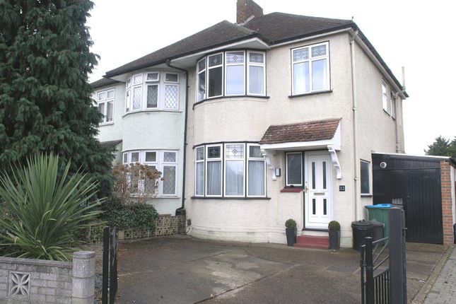 3 bed semi-detached house for sale in Harvey Road, Whitton, Hounslow