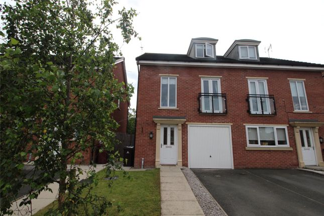 Thumbnail Semi-detached house for sale in Springfield Crescent, Liverpool, Merseyside