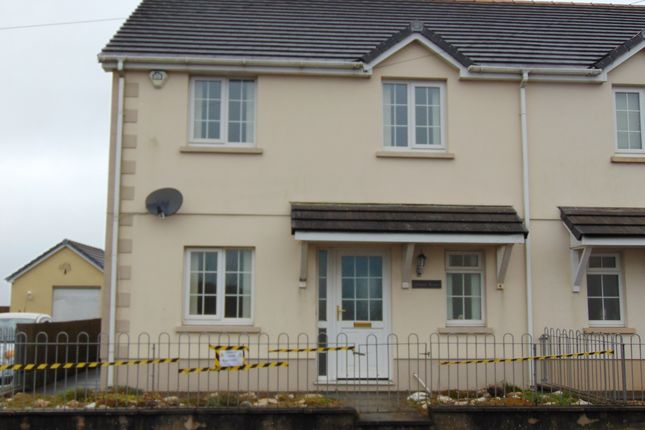 Thumbnail Semi-detached house for sale in Bethania Road, Upper Tumble, Llanelli