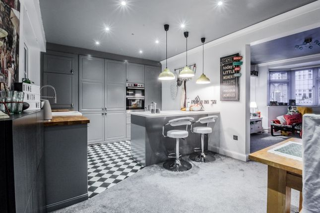 Thumbnail Semi-detached house for sale in Recreation Avenue, Harold Wood, Romford, Essex