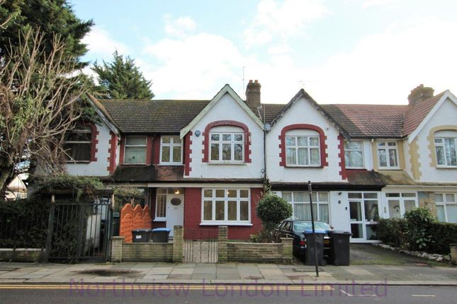 Thumbnail Terraced house to rent in Victoria Road, Edmonton