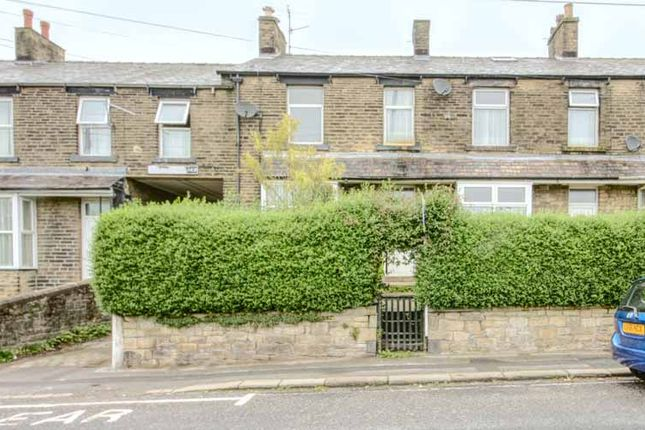 Thumbnail Terraced house for sale in Aireview Terrace, Skipton