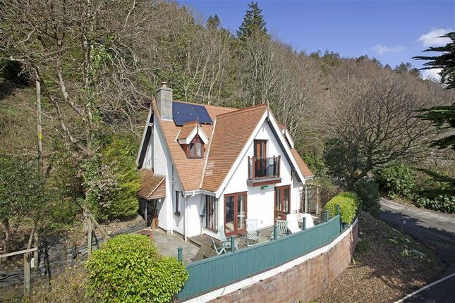 Thumbnail Detached house for sale in Plas Panteidal Lodge, Plas Panteidal, Aberdyfi, Gwynedd