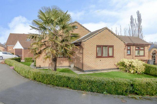 Thumbnail Detached bungalow for sale in Springfield Avenue, Sandiacre, Nottingham