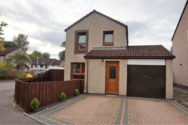 Thumbnail Detached house for sale in Blackwell Court, Inverness