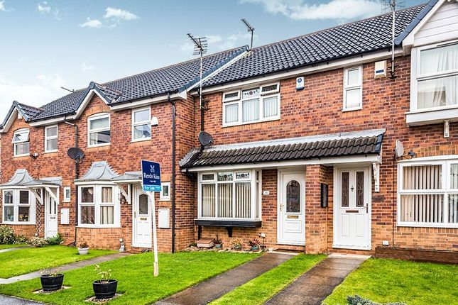 Thumbnail Terraced house to rent in Silkstone Court, Leeds