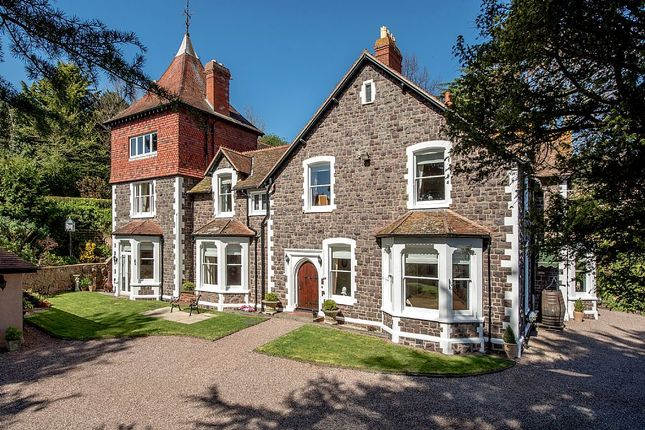Thumbnail Detached house for sale in Martlet Road, Minehead, Somerset