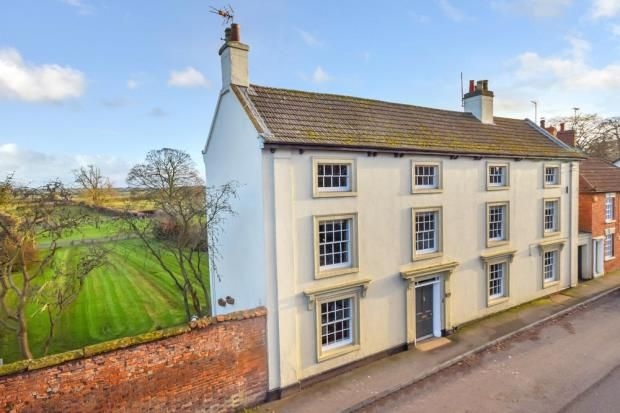 Thumbnail Detached house for sale in Welford, Northampton, Northamptonshire