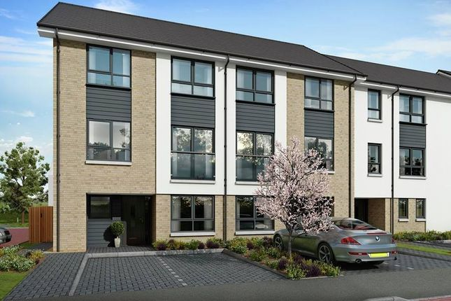 """Thumbnail Town house for sale in """"The Cramond"""" at Dalgleish Drive, Bearsden, Glasgow"""