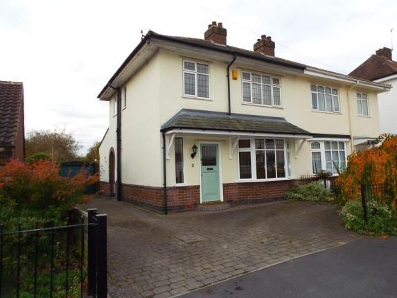 3 bed semi-detached house for sale in Rykneld Way, Littleover, Derby, Derbyshire