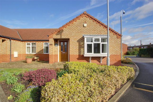 Thumbnail Bungalow for sale in Birch Tree Drive, Hedon, Hull, East Yorkshire