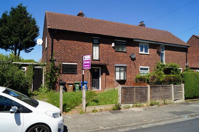 Thumbnail Semi-detached house for sale in Hampshire Road, Droylsden, Manchester